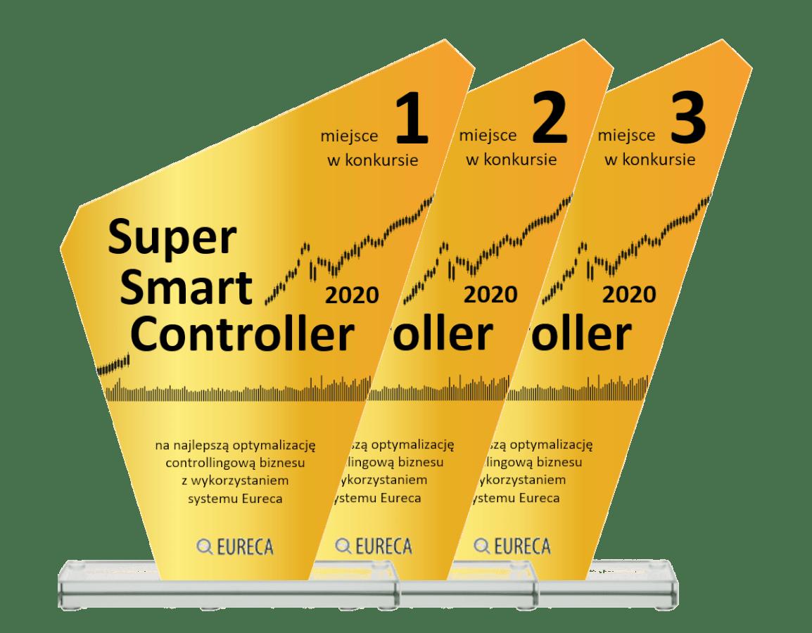Konkurs Super Smart Controller - Trofea i Nagrody